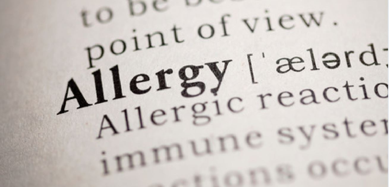Definition Of Allergy